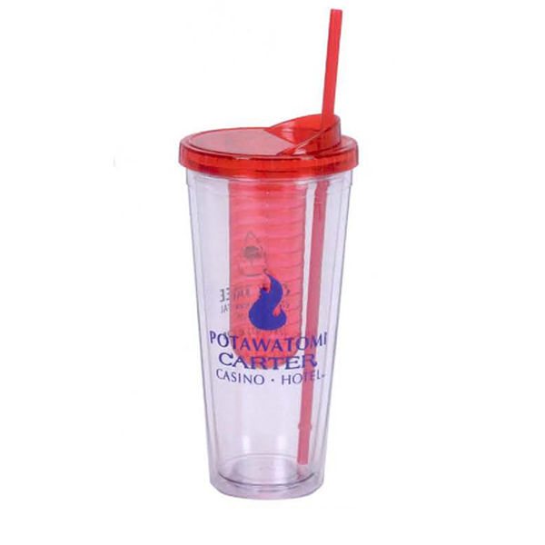 Customized 22 oz Double Wall Infusion Tumbler