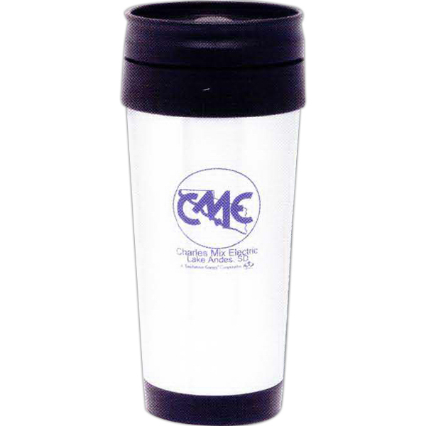 14 oz Stainless Steel Budget Tumbler