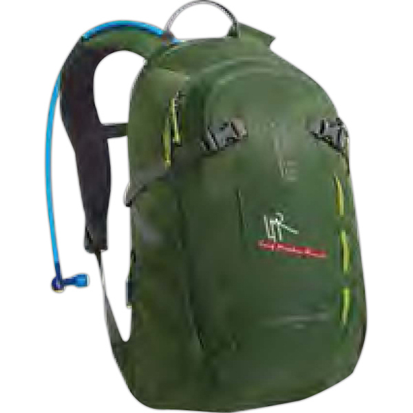Imprinted Clour Walker (TM) Hydration pack