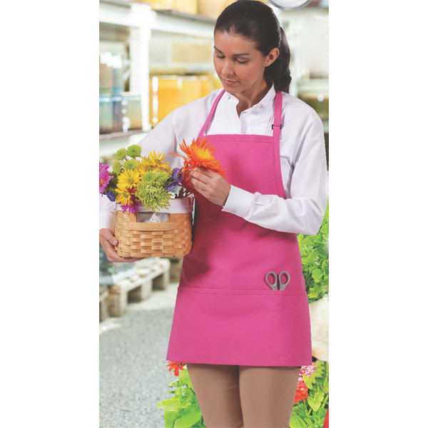 Customized 3 Pocket Adjustable Neck Apron