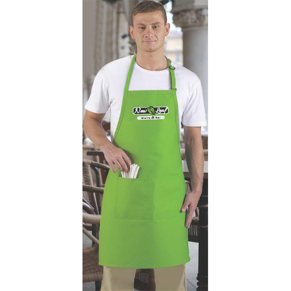 Promotional 2 Center Pocket Butcher Apron