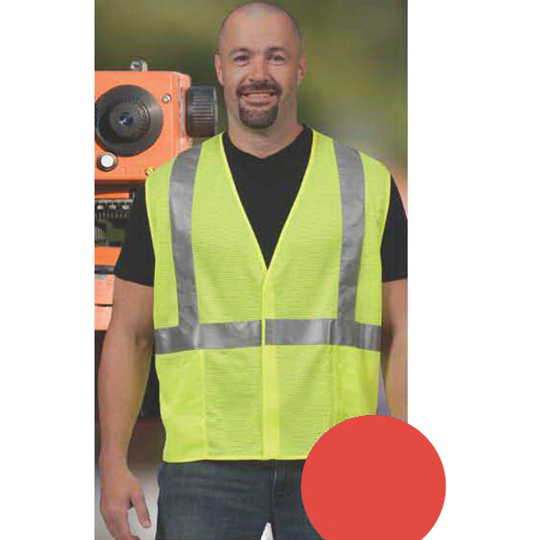 Custom Safety Vest
