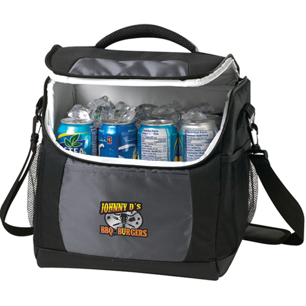 Customized 30 Can Patch Cooler Bag