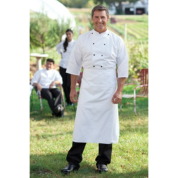 Reversible 3-Pocket Bistro Apron