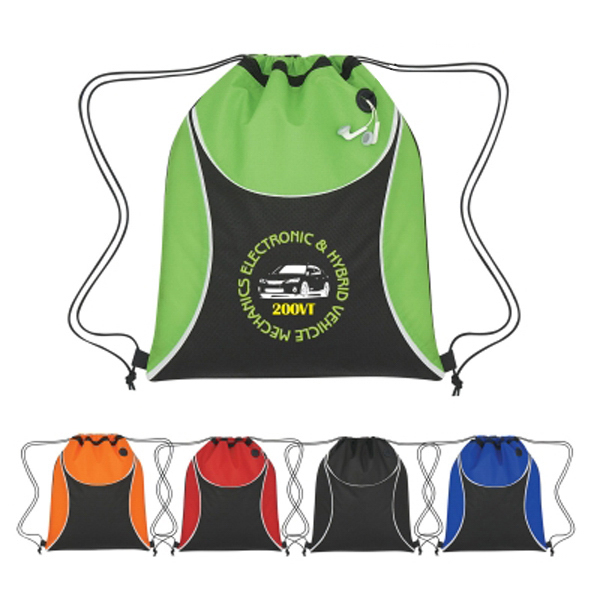 Verge Non-Woven Drawstring Sports Pack