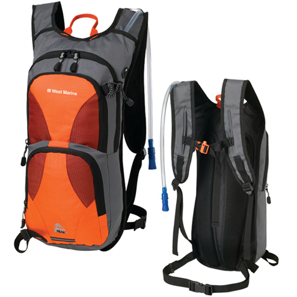 Imprinted Urban Peak(TM) 3L Hydration Pack