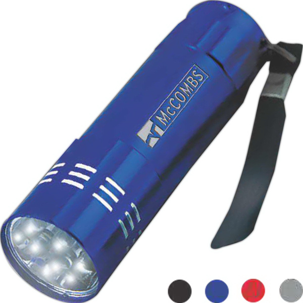 9-LED Fashion Flashlight