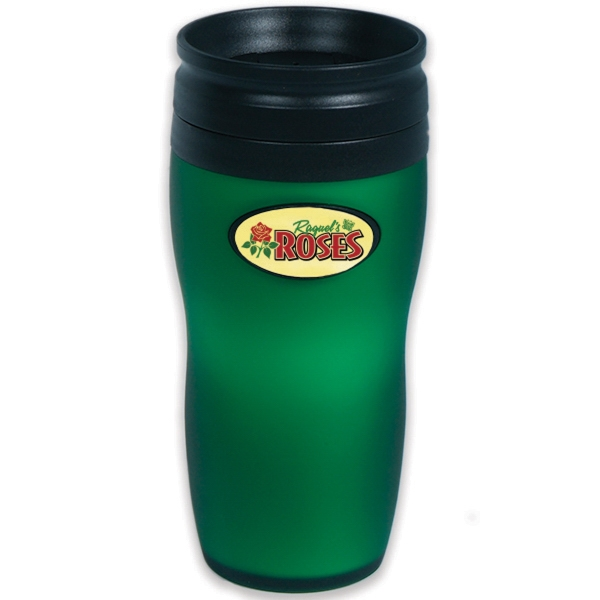 Custom 16 oz. Soft Touch Tumbler