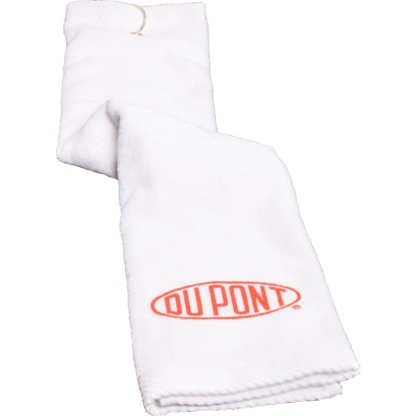 "Turkish 16"" x 25"" Trifold Towel"