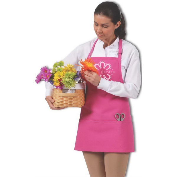 3 Pocket Adjustable Neck Apron