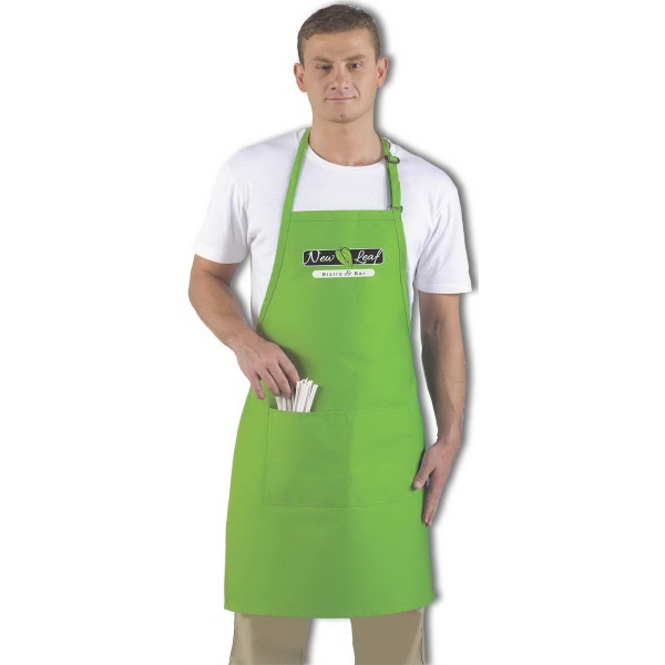 2 Center Pocket Butcher Apron
