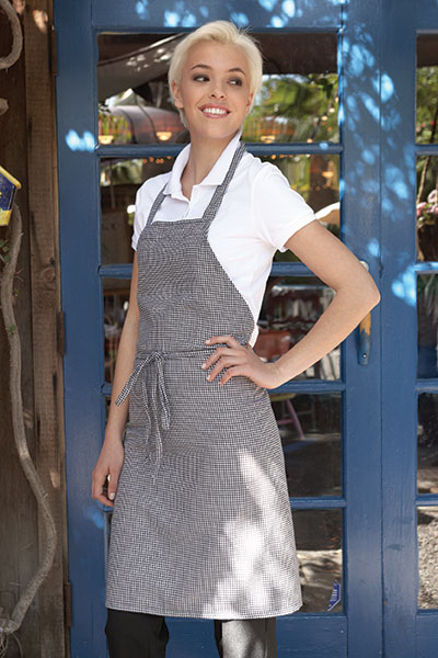 Personalized Economy Full Length No Pocket Apron