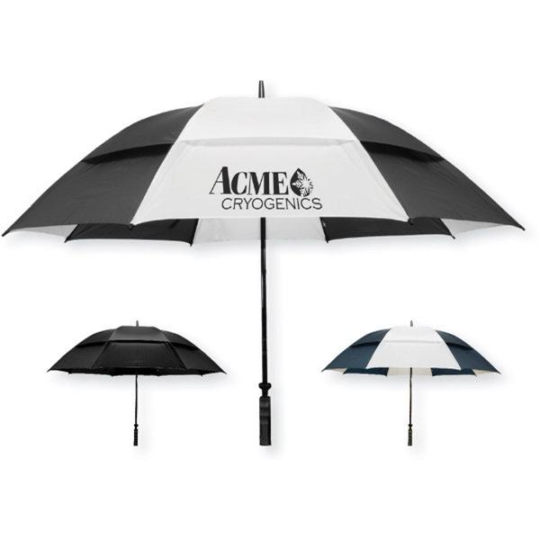 Promotional Wind Resistant Golf Umbrella