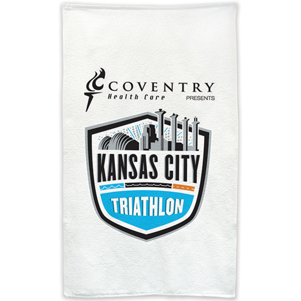"Customized Pro Towel 24"" x 42"""
