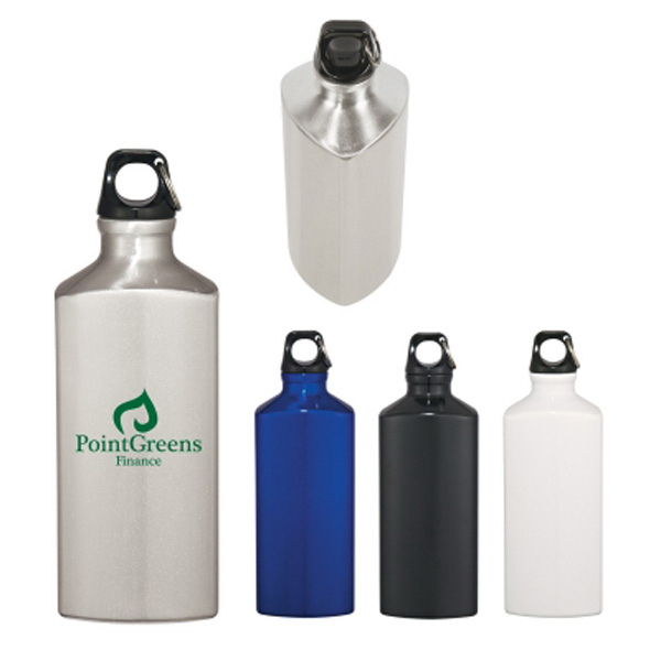 20 oz. Triangle Aluminum Bottle