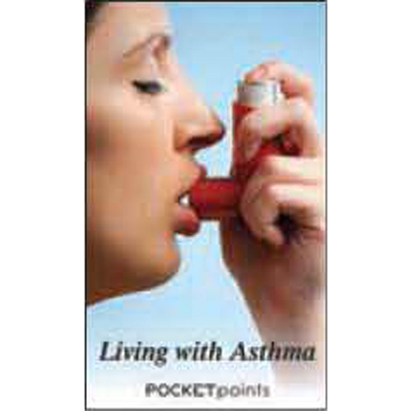 Living with Asthma Pocket Pamphlet