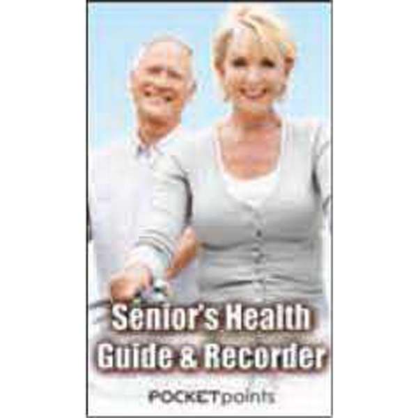 Senior's Health Guide Pocket Pamphlet