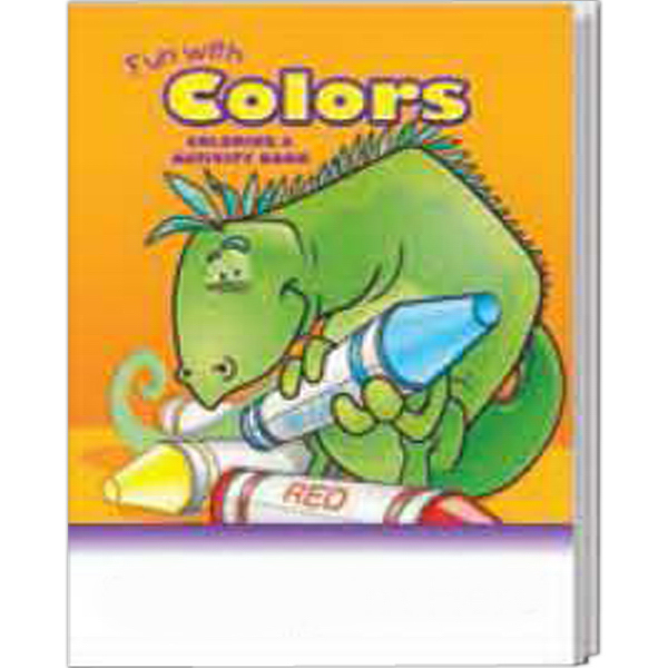 Personalized Coloring Book Fun Pack