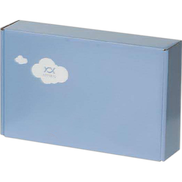 Promotional B-Flute Tuck Box