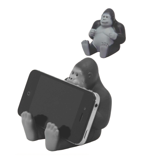 Squeezies (R) Gorilla Phone Holder Stress Reliever