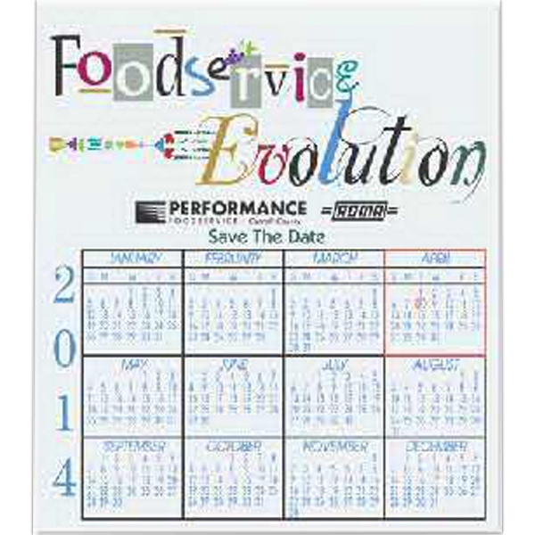 Personalized Magnetic Calendars and Schedules