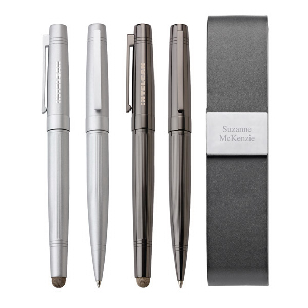 Spider Pen and Rollerball Stylus Set