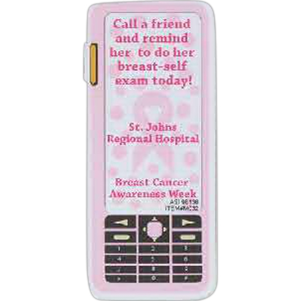 Custom Cell Phone Shaped Magnet