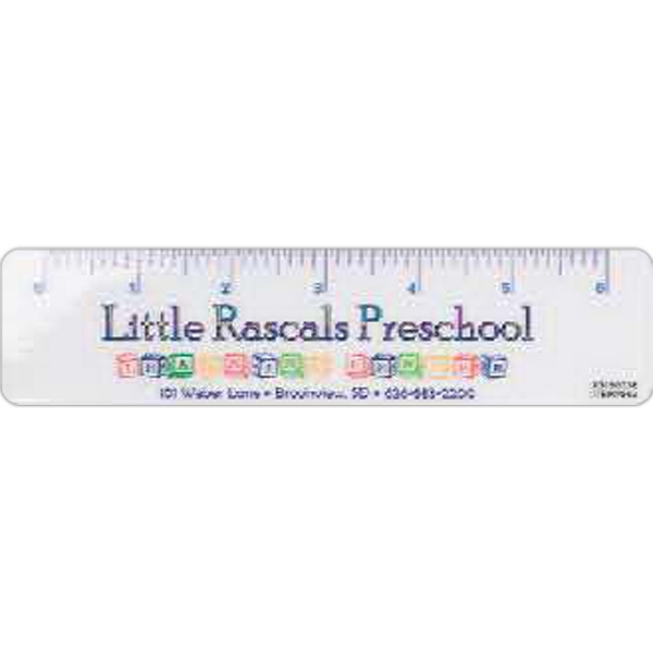 Custom Laminated Ruler