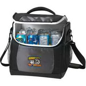 Custom 30 Can Patch Cooler Bag