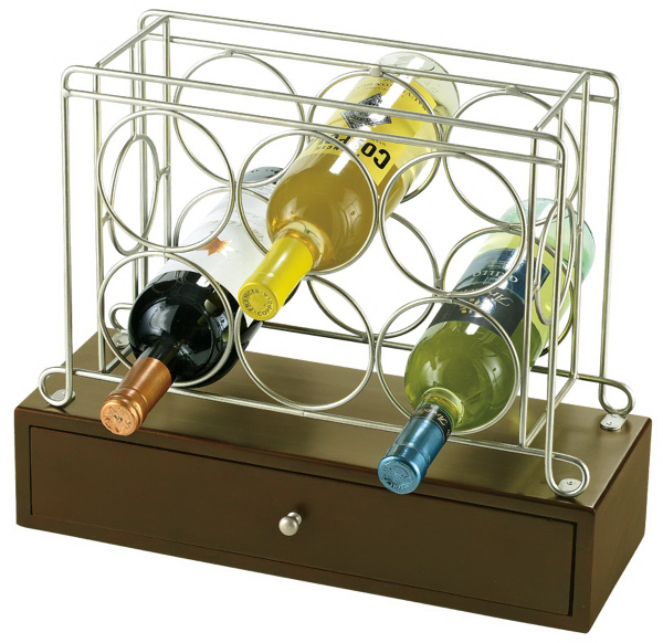 Custom Wine Caddy I