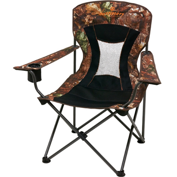 Custom Camo Foldable Chair