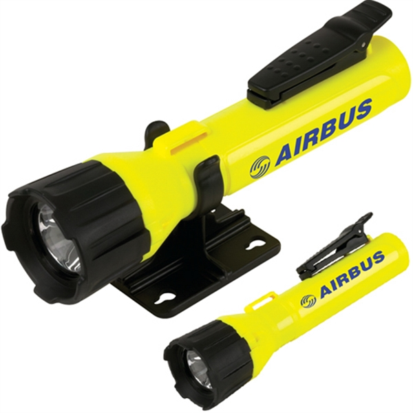 Personalized Intrinsically Safe Flashlight (CREE (R) XP-E)
