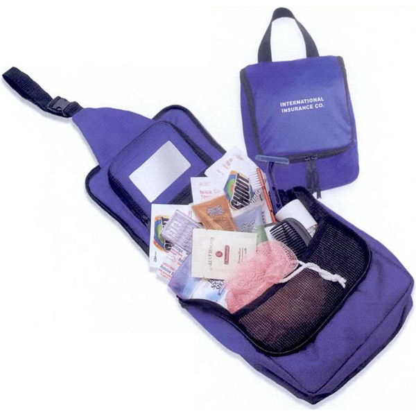 Imprinted Ladies Ultimate Travel Kit