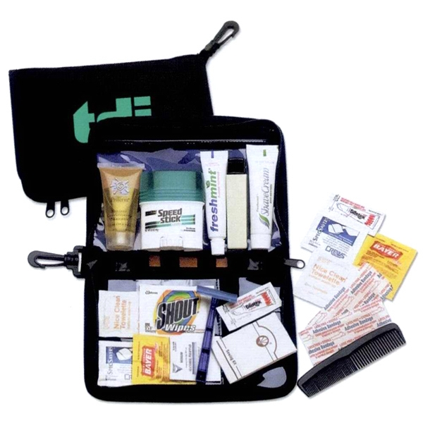 Printed Deluxe Travel Kit