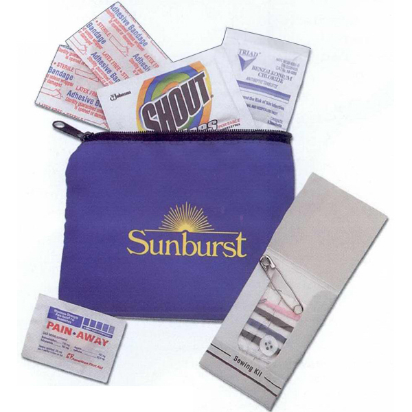Customized Value Pack Travel Kit