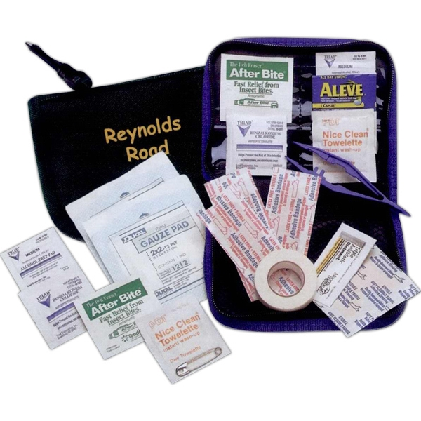 Printed Junior Deluxe First Aid