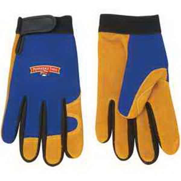 Custom Heat Resistance Mechanics Style Glove