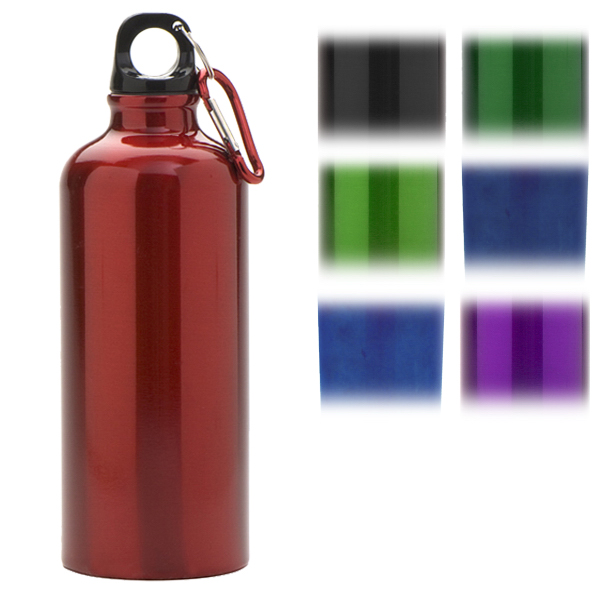 Imprinted Aluminum Water bottle