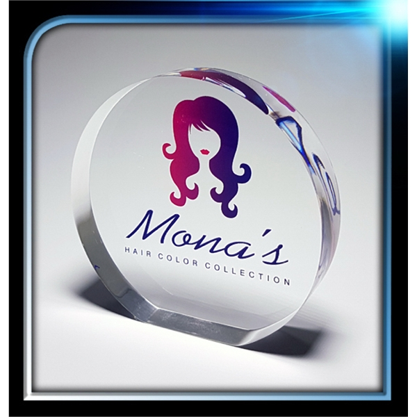 Personalized Paperweight