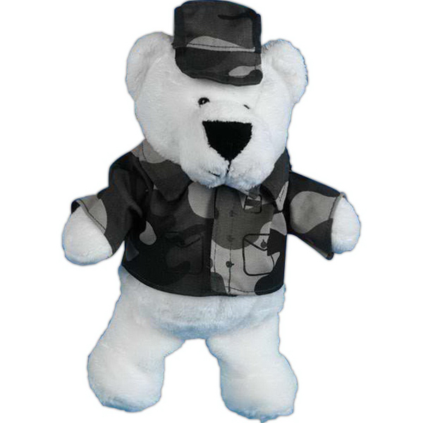 Promotional Army Lieutenant Outfit for stuffed animal