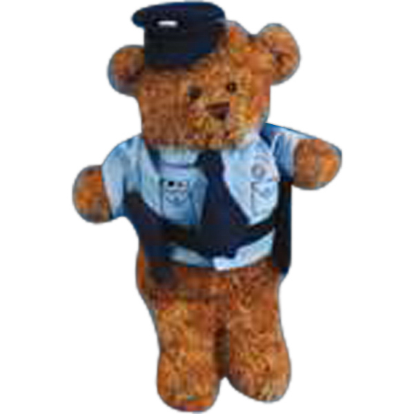 Promotional Cop outfit for stuffed animal