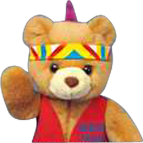 Promotional Headdress for stuffed animal