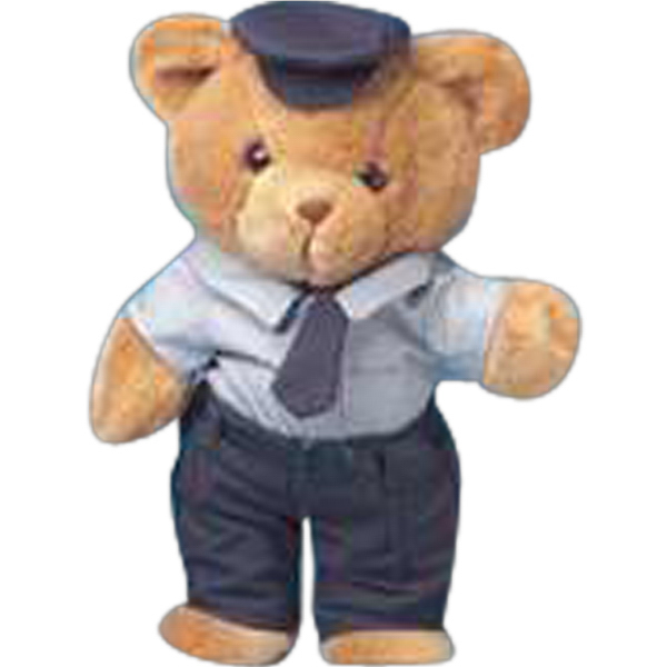 Personalized Police outfit for stuffed animal