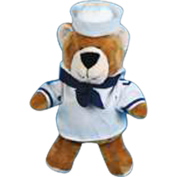 Customized Seaman outfit for stuffed animal