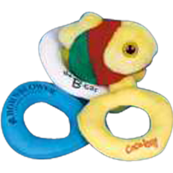 Imprinted Swim ring for stuffed animal