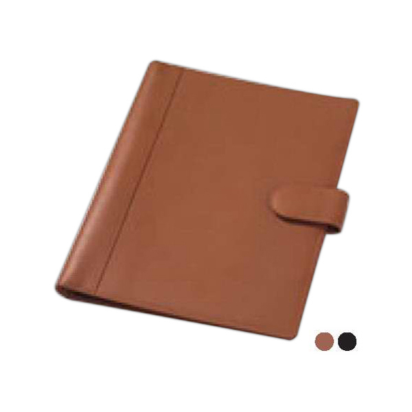 Imprinted Soft-sided padfolio