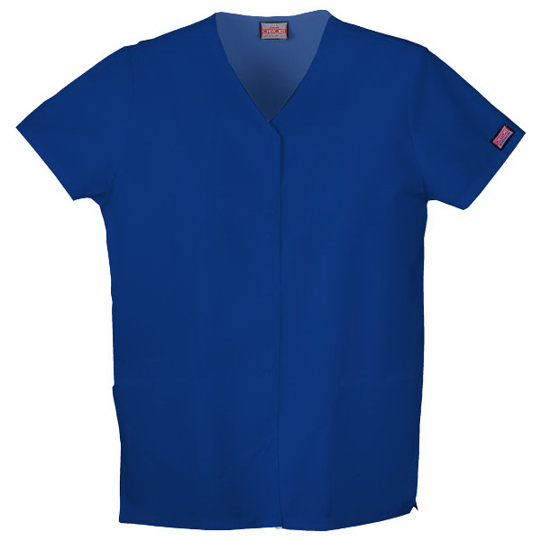 Personalized SA4770 Snap Front Work Wear Top