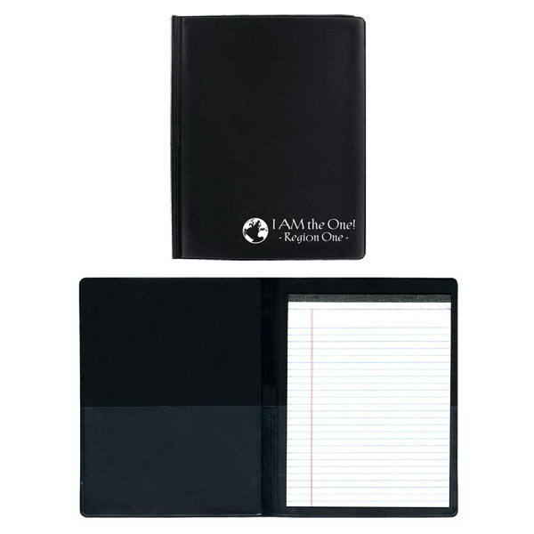 Promotional Presentation Folder with Pad