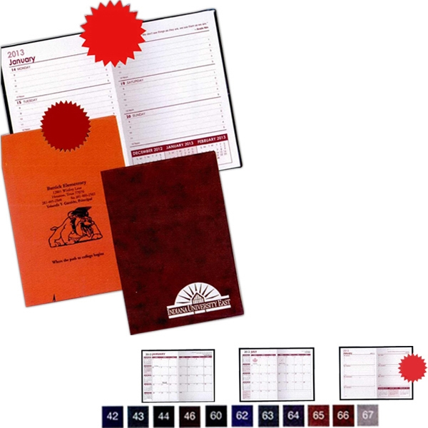Promotional Monthly Planner