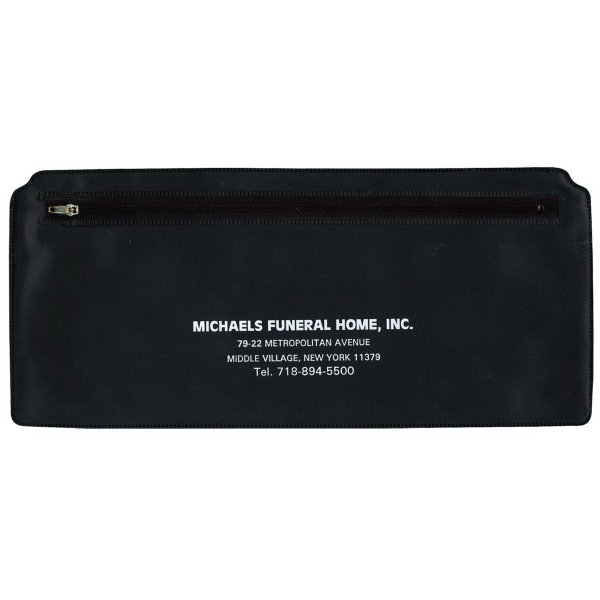 Personalized Zippered Document Case